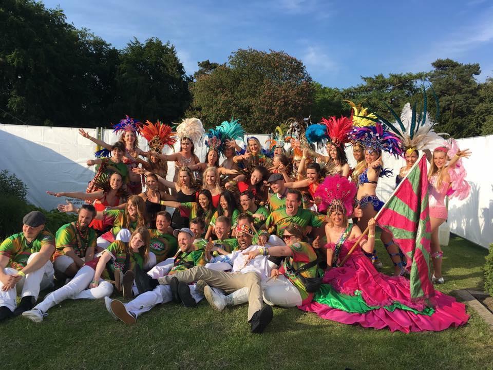 Velkommen til Bafo do Mundo Sambaskole